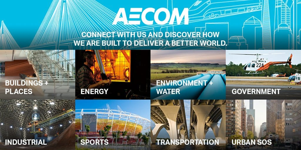AECOM Hiring All Across Canada