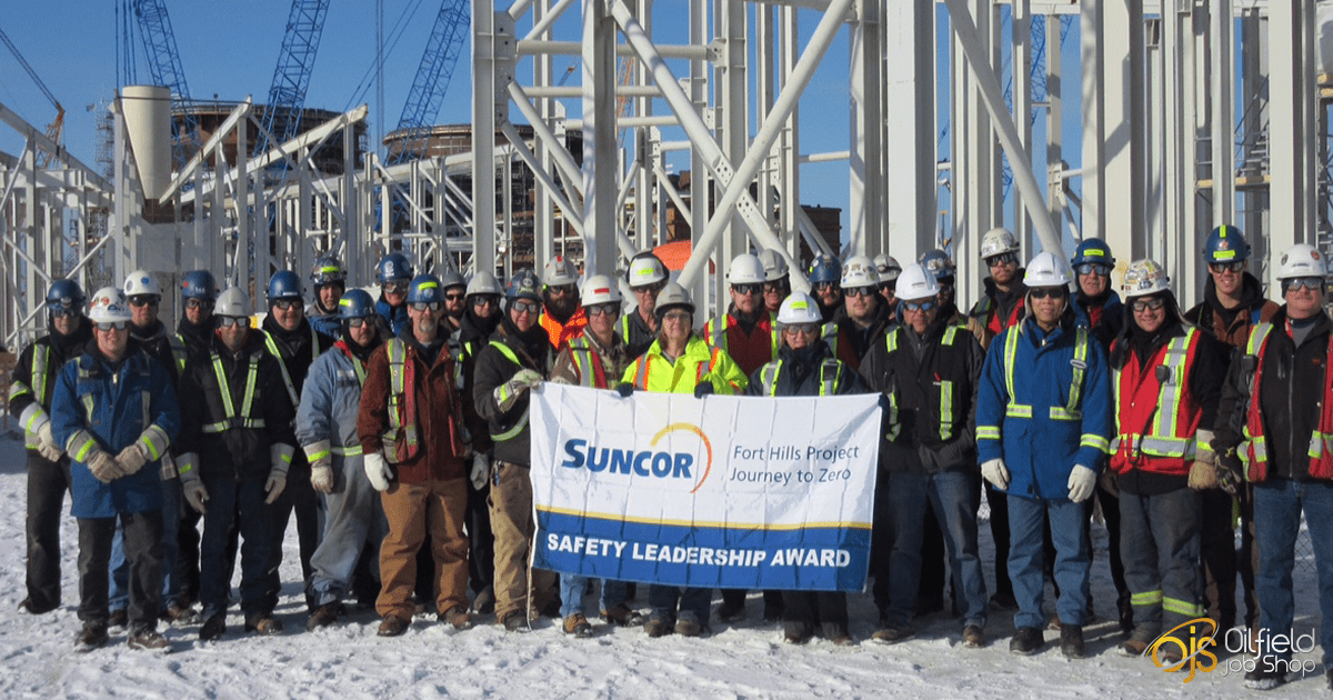 Suncor hiring big time in Fort McMurray and Wood Buffalo