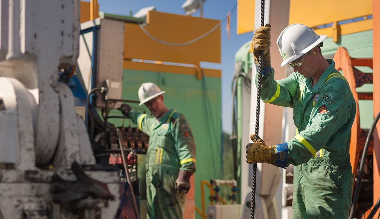 Latest Drilling & Other Oil Rig Jobs at Precision Drilling Co.