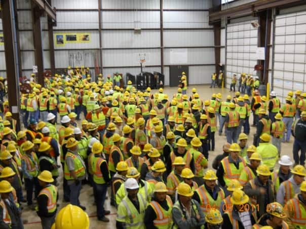 Kiewit hiring nationwide