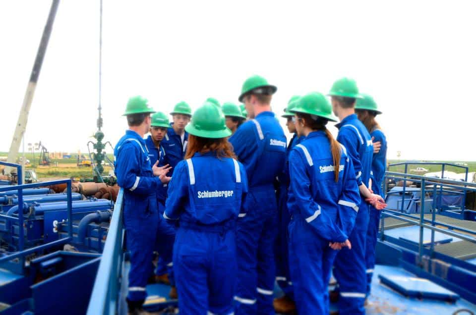 Latest Job Openings at Schlumberger