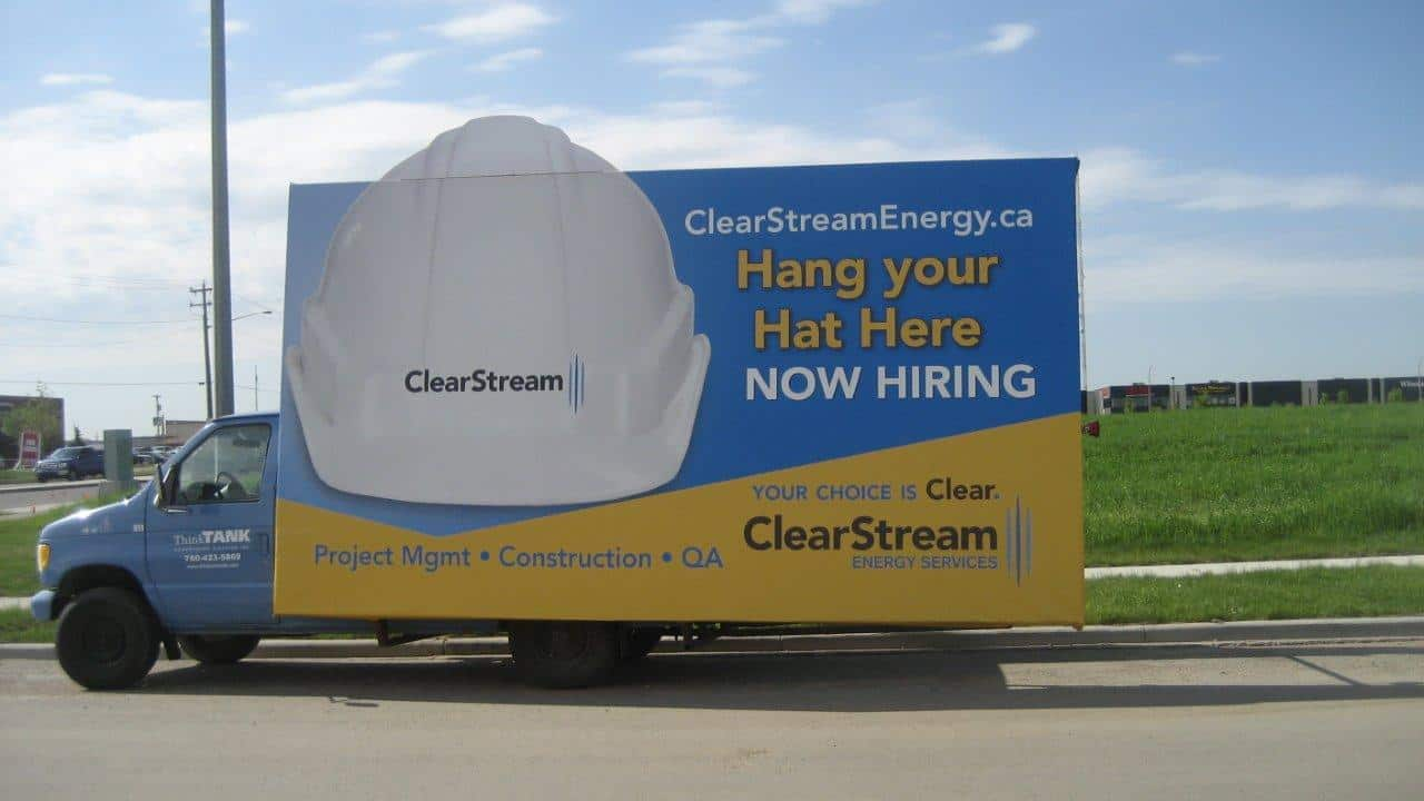 Great, New Opportunities at Clear Stream!