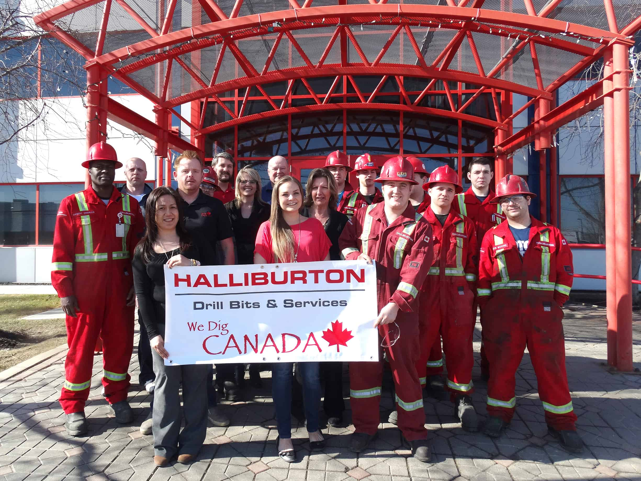Halliburton is hiring again and in bulk – lots of positions up for grabs!
