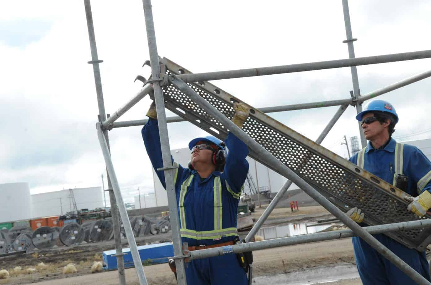 Great Opportunity For Scaffolder & Labourers in AB, SK. Mass Hiring!