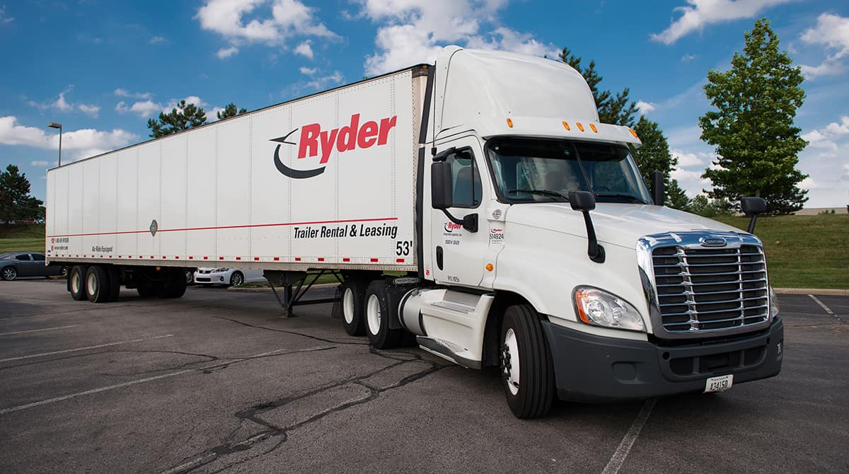 Ryder System, Inc. With 91 Job Openings