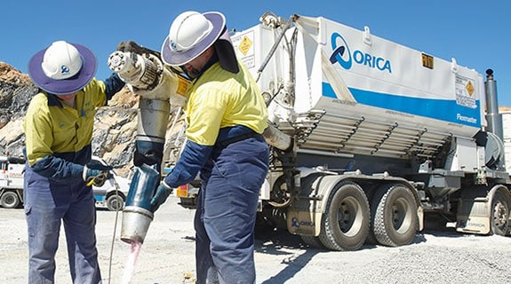 Orica is looking for people throughout Canada