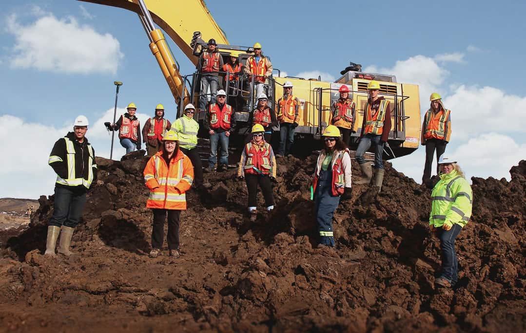 Good News For Loaders And Operators – Sureway Construction Hiring Big Time