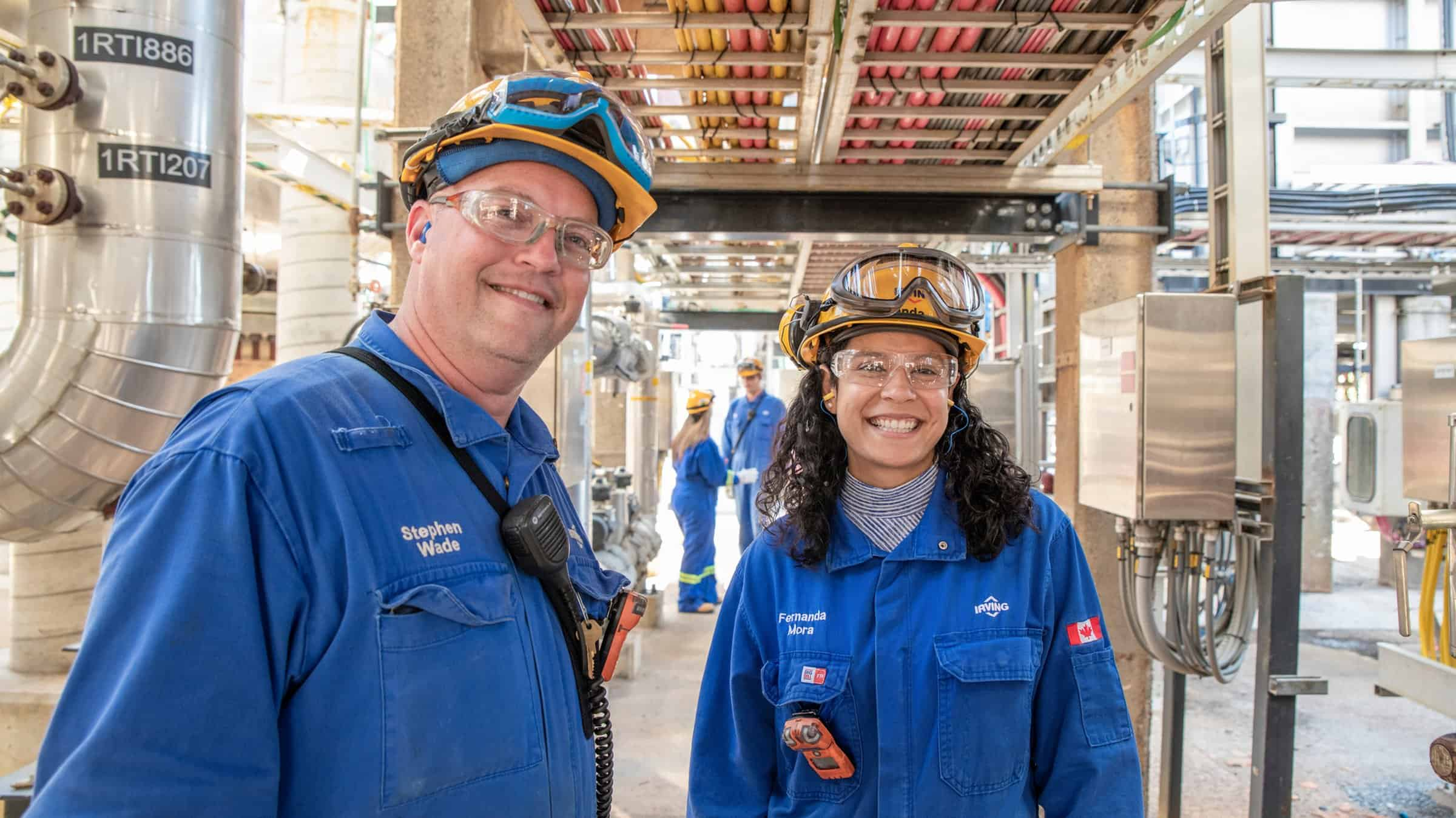Engineers, Managers & More Positions Are Available @ Irving Oil – Apply Today & Get Hired