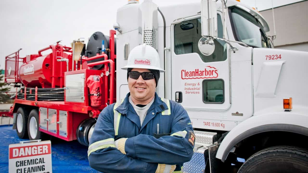 Swampers, Laborers, Drivers, Operators & More People Are Required @ Clean Harbors – Apply Now!